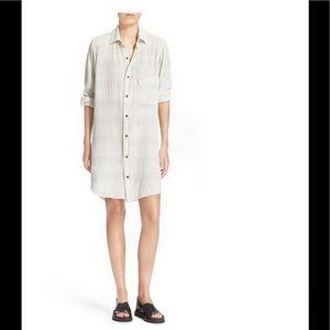Current / Elliott cotton untwisted cotton dress